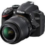 Le NIKON D3200, réflex débutant de bonne qualité