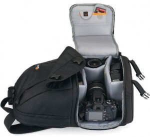 Sac a dos LOWEPRO Fastpack