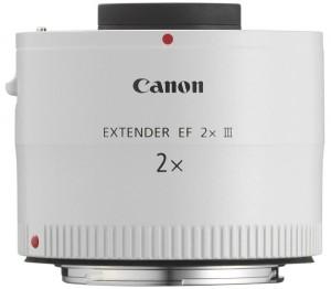 Doubleur de focale CANON