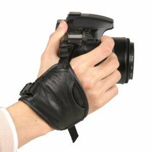 Sangle photo à main pour bien tenir son appareil en toute sécurité
