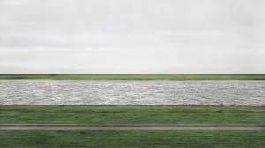 Voici Rhein II d'Andreas Gursky, c'est la photo la plus chère du monde à l'heure actuelle