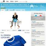 Mr STROZZA, un créateur de mode BIO, made in France