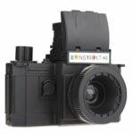 Konstruktor, l'appareil photo reflex en kit