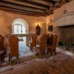 Image dans une chapelle sans flash