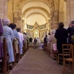 Quel mode de mesure de lumière à l'église pour des photos de mariage