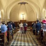 Quand le flash est interdit à l'église pour des photos de mariage