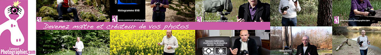 Blog comment photographier
