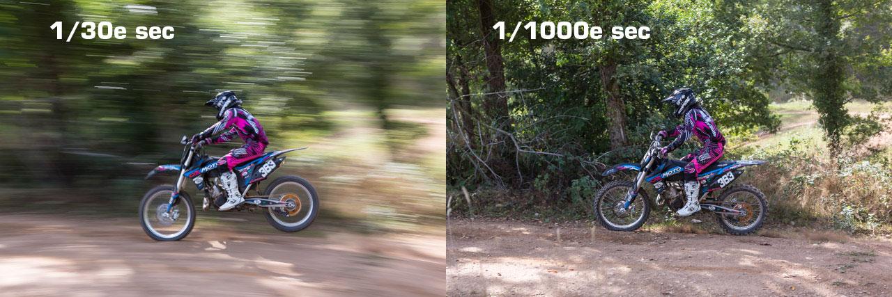 Gérer la vitesse avec le mode priorité vitesse