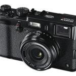 Fujifilm X 100 S, compact APS-C Noir
