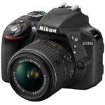 NIKON D3300, compacité & efficacité