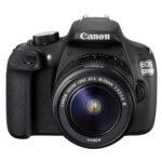 CANON EOS 1200D, Photos comme vidéos