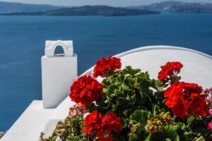 Paysage Santorin