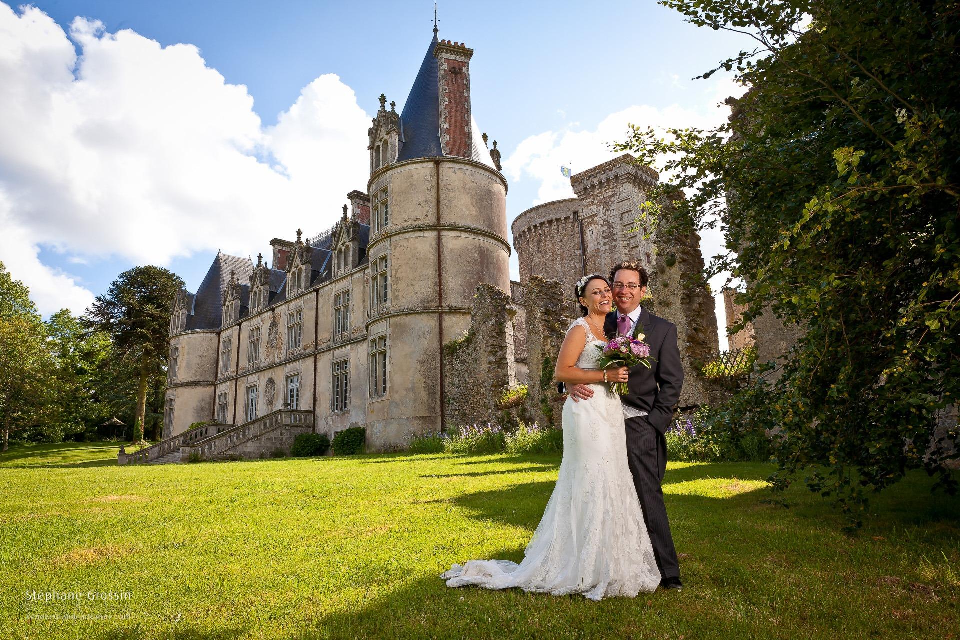 Photographier les poses officielles des mariés – 1