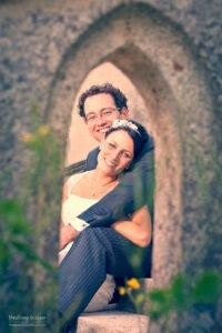 poses des mariés
