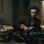 Making of, Annie Leibovitz photographie Keith Richards pour Louis Vuitton