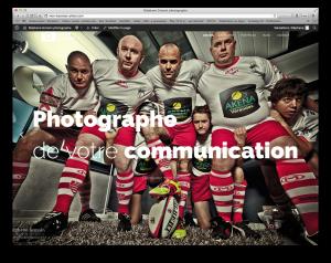 site web photographe pro