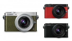 Lumix DMC GM5-COULEURS