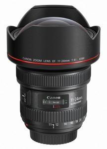 CANON EF 11-24 mm f:4L USM-2