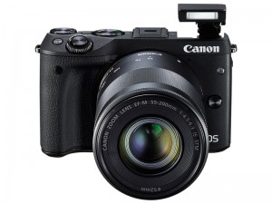 CANON EOS M3-FACE-FLASH