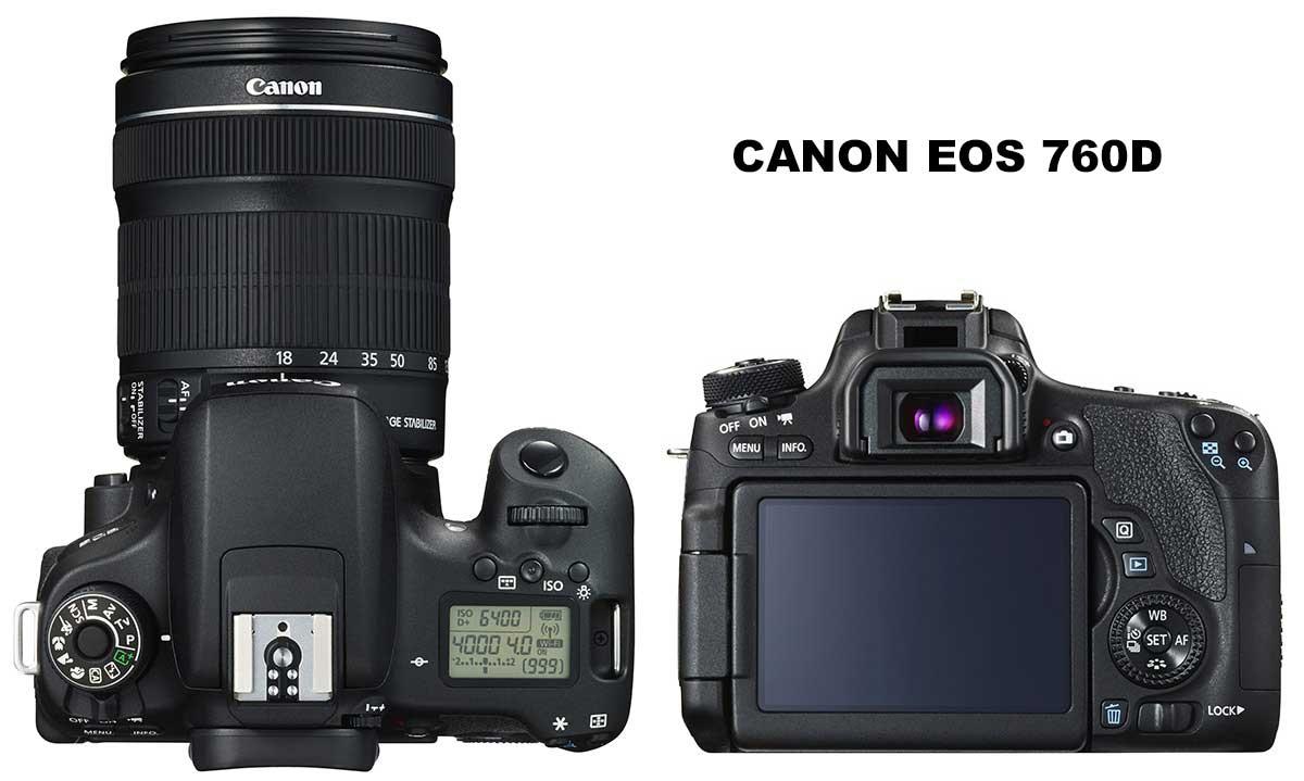 EOS-760D