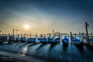 Photo de paysage Venise