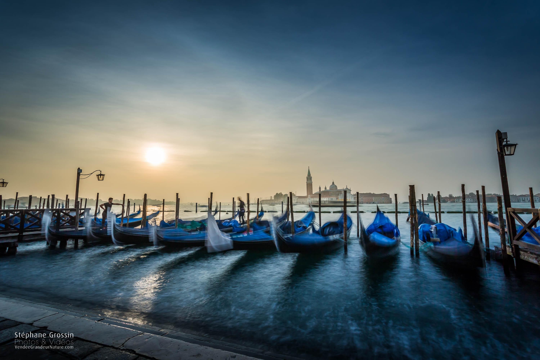 Photo de paysage Venise