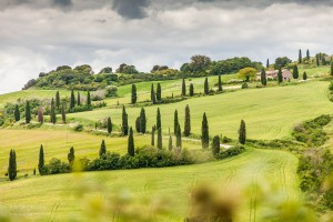 Photo de paysage Toscane