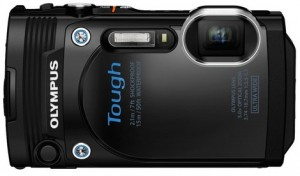 Olympus Tough TG-860-Noir