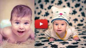 Réussissez une séance photo portrait de bébé comme un pro