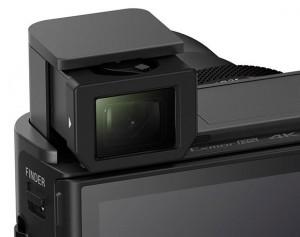 SONY RX100 IV-VISEUR