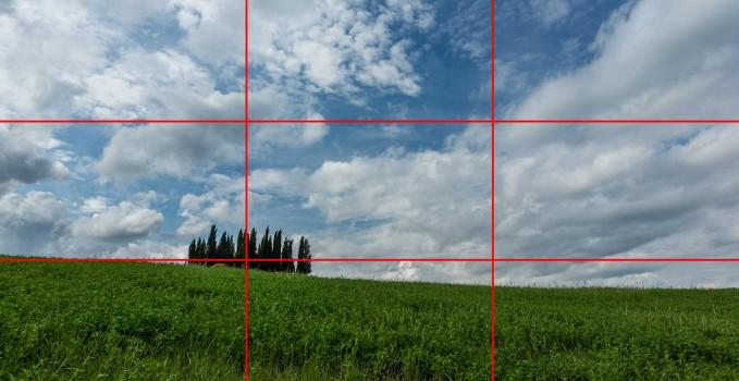 Comment composer une photo de paysage