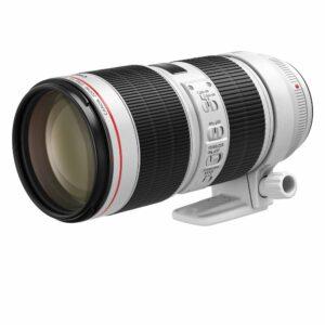 Voici un zoom téléobjectif 70-200 mm f/2,8