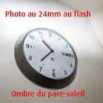 Vignettage ou mauvaise synchro flash ?