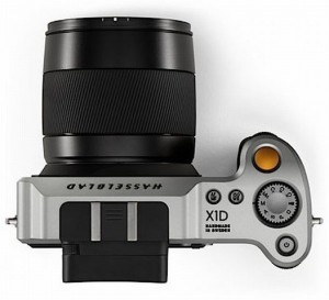 Hasselblad X1D, hybride moyen format avec obturateur central