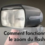 Comment fonctionne le zoom du flash ?