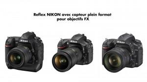 Monture NIKON-FX