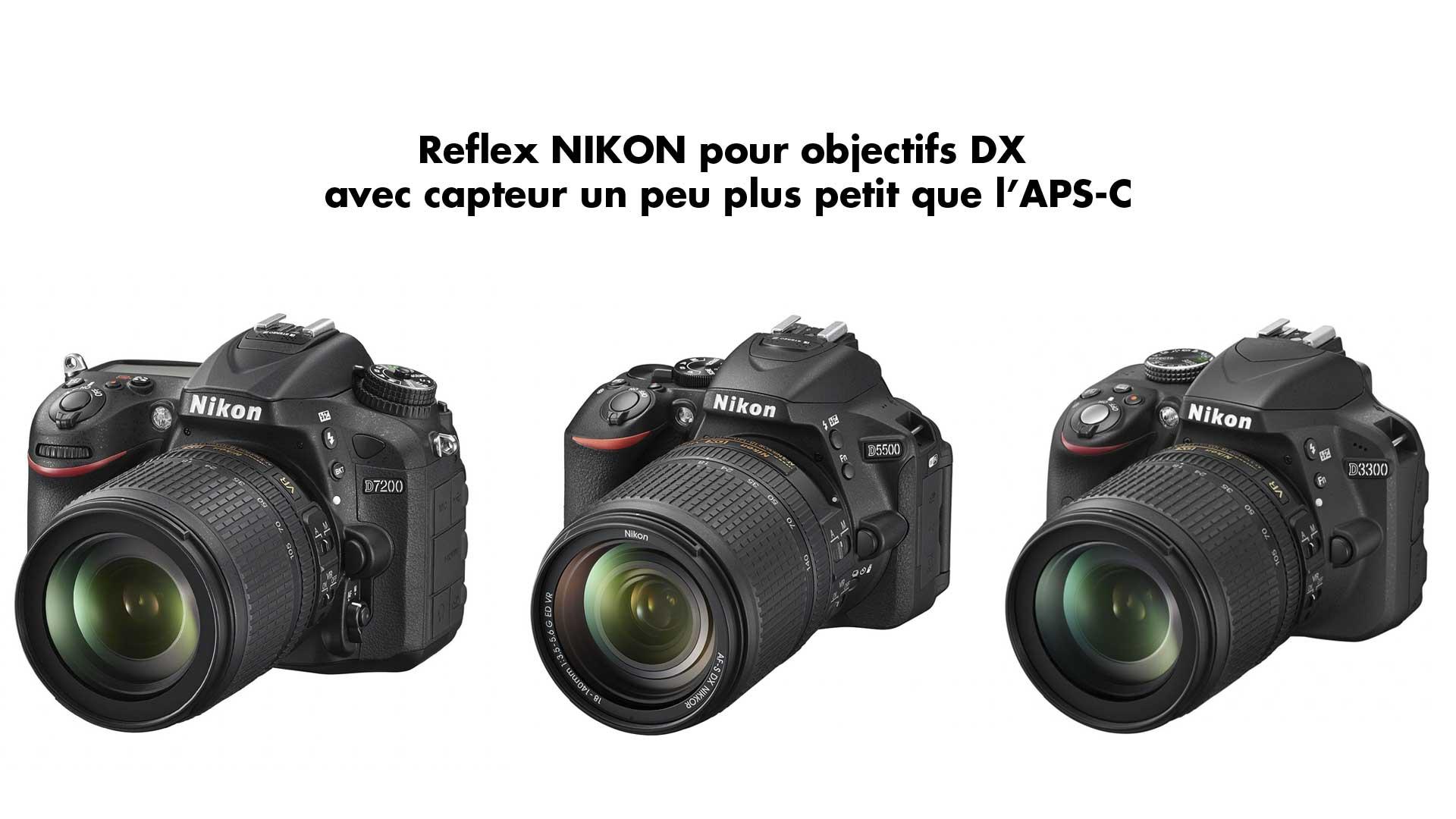 Quelle monture d 39 objectif pour mon appareil photo for Objectif a miroir pour nikon