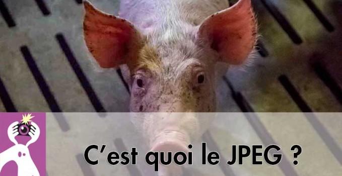 C'est quoi le JPEG ?