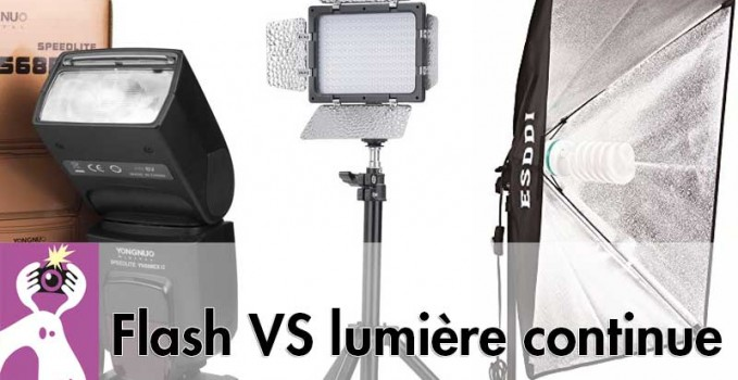 Flash-VS-lumiere-continue