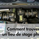 Comment trouver un lieu de stage photo