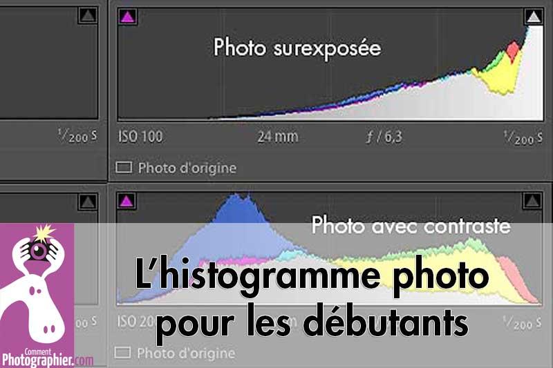 L'histogramme photo expliqué aux débutants