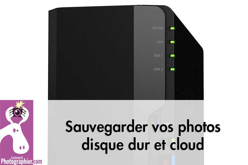 Sauvegarder et disque dur