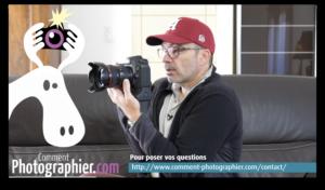 photographier depuis le live-view ou le viseur reflex