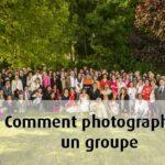 Comment photographier un groupe ?
