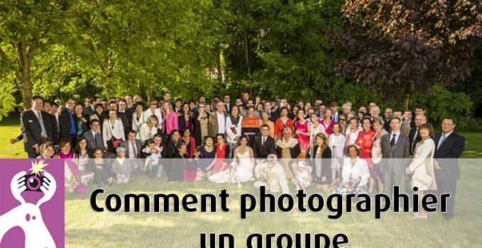Comment réussir une photo de groupe