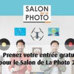 Prenez votre entrée gratuite au Salon de La Photo 2019