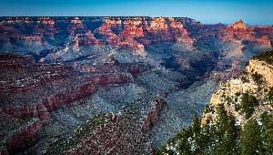 Réussir ses photos de paysages Grand-Canyon 15
